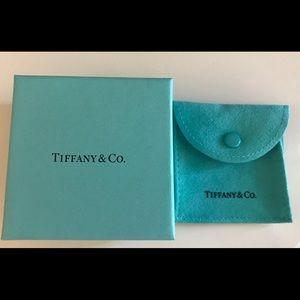 Tiffany & Co. Jewelry - Tiffany & Co. necklace with heart locket